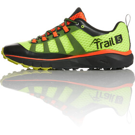 Salming Trail 5 Running Shoes Men yellow/black